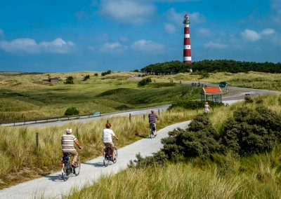 Ameland vanuit BinnenInn fietsen