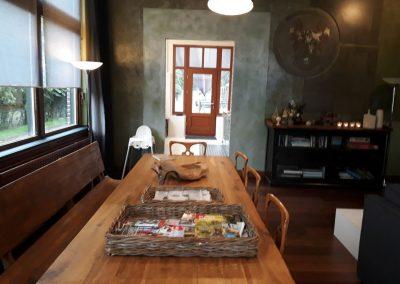 BinnenInn Familiehuis Metslawier Lange eettafel