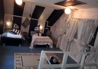 Binneninn appartement 5